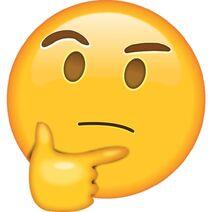 Emoji-pensativo