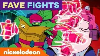 Favorite Fights Hosted by Mikey 👊 Rise of the TMNT TurtlesTuesday