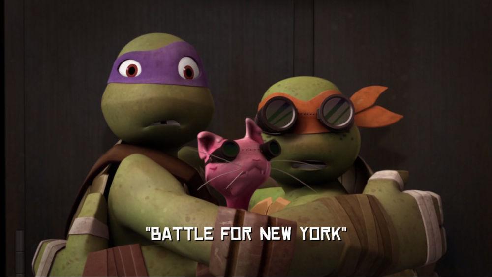 Battle For New York Part 1 Tmntpedia Fandom Powered By Wikia