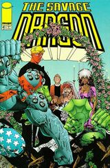 The Savage Dragon issue 41