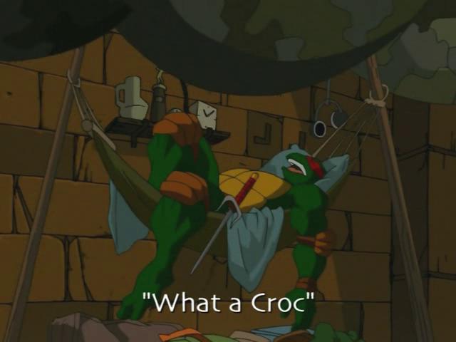 What A Croc Tmntpedia Fandom