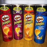 Pringles tmnt 2014