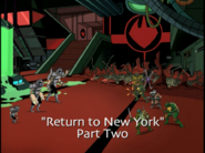 Return to New York Part Two