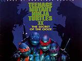 Teenage Mutant Ninja Turtles II: The Secret of the Ooze: The Original Motion Picture Soundtrack