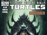 Shredder (IDW issue)