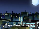 Super Power Struggle