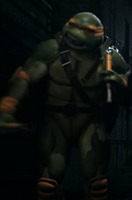 Michelangelo injustice