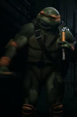 Michelangelo injustice
