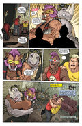 Bebop and Rocksteady meet Bebop and Rocksteady