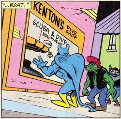 Kenton's Dive Shop