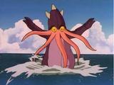 Squid Monster That Ate Hoboken