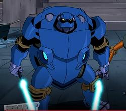 Blue Mech