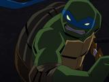 Leonardo (Batman vs. TMNT)