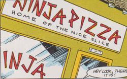 Ninjapizza a
