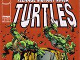 Teenage Mutant Ninja Turtles issue 3 (Image)