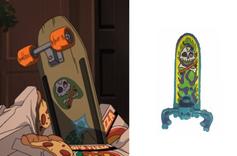 Skateboarddecal