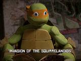 Invasion of the Squirrelanoids