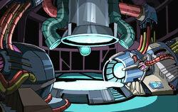 Transmat chamber