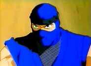 TMNT Super Mutants II - Kinzo Hattori c