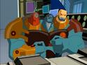 08 Clash of the Turtle Titans - Fast Forward - Season 06 - TMNT 2003 5-33 screenshot