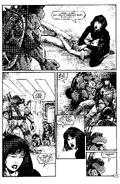 Karai and Leonardo make a pact