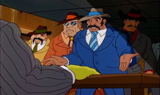Mobster from dimension x 12
