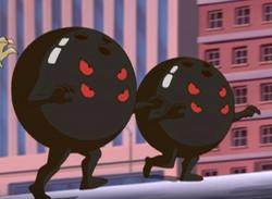 Mutantbowlingballs