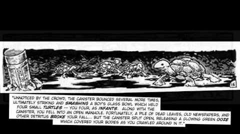 Voice Comics 1