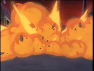 The return of dregg 141 - explosion