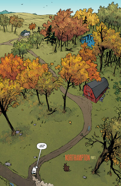 O'Neil Farm (IDW)