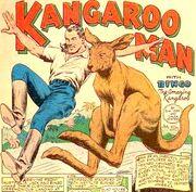 Kangaroo-Man Bingo