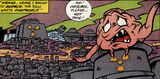 Archie dimension x planet morbus