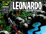 Tales of Leonardo: Blind Sight issue 4