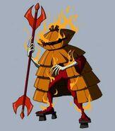 TMNT Mystic - Fire I