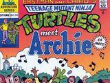 Teenage Mutant Ninja Turtles Meet Archie