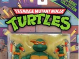 Classic Collection Michelangelo (2012 action figure)