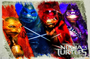 New TMNT 2014 Poster