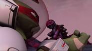 16 – Tortues Ninja Turtles TMNT 413 – Chompy Raphael