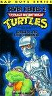 TMNT Turtles vs. the Turtle Terminator VHS