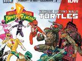 Mighty Morphin Power Rangers/Teenage Mutant Ninja Turtles issue 2