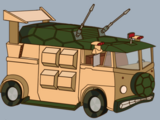 Turtle Van (1987 TV series)/Gallery