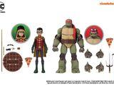 Robin & Raphael (2019 action figure set)