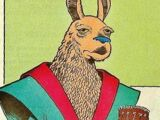 Charlie Llama