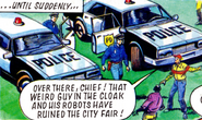 Police fleetway