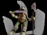 Ninja Místico Donatello
