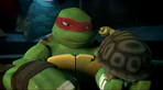 Raph with Spike