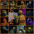 Tmnt mikey collage by culinary alchemist-d60y8yf