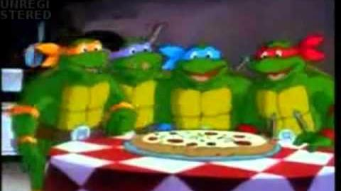 TMNT Turtles Forever Theme Song