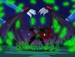 Tengu Shredder Dragon transformation