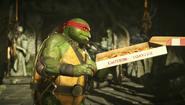 Injustice 2 trailer - raph pizza
